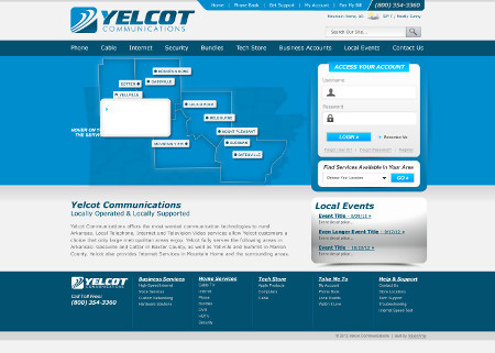 Yelcot Communications