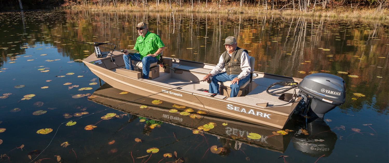 Aluminum Boats For Sale Bc >> Aluminum Boat Builder - SeaArk Boats - Arkansas