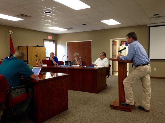MH school board passes proposal to expand Guy Berry