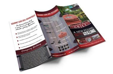 Gourmet Guru Grill Brochure