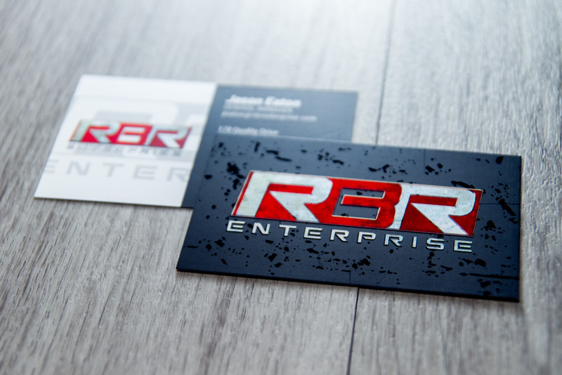 RBR Enterprise Business Cards
