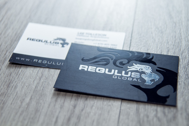 Regulus Global Business Cards