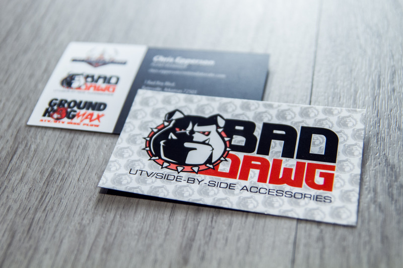 Bad Dawg Business Cards