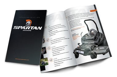 Spartan Mowers Sales Flyer