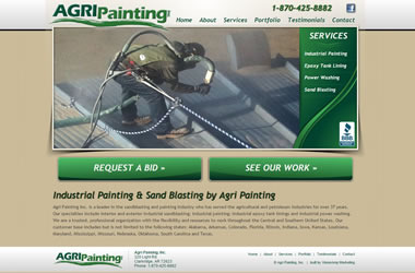 Agri Painting Inc.