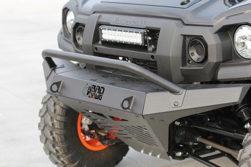 Kawasaki Mule Po FXT Stinger Bar