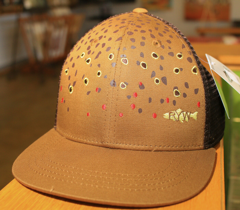 d7488135902e2 Rep Your Water Trout Skin Hat. Click to Enlarge. Click to Enlarge. Click to  Enlarge