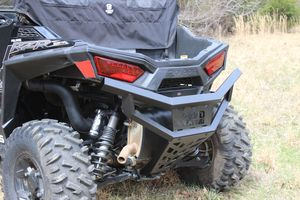 RZR 900 Trail Rear Bumper