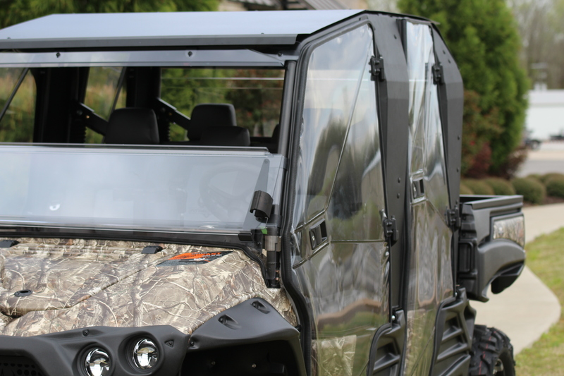 Intimidator Utv Reviews >> Intimidator Crew Soft Door/Aluminum Roof Combo - Bad Dawg UTV Accessories