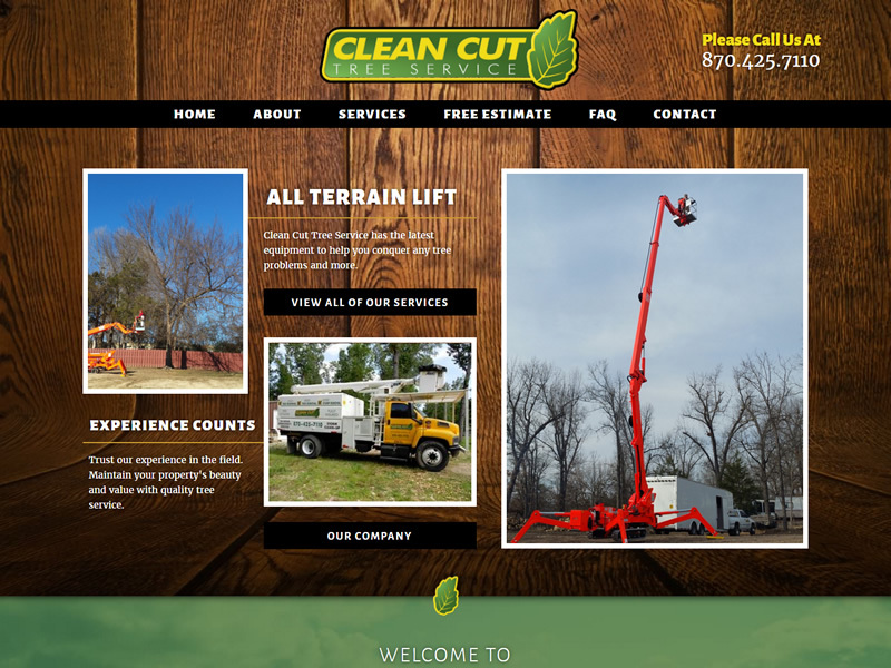 Clean Cut Tree Service