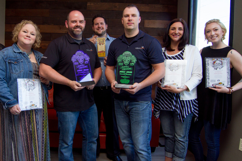 VisionAmp Marketing wins six AAF Regional Awards