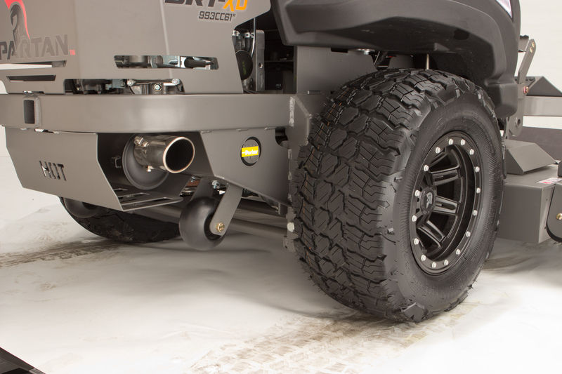 54 Inch Radial Upgrade On Bias Ply Tires Spartan Mowers