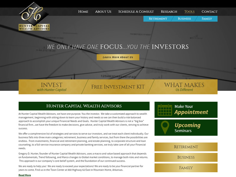 Hunter Capital Wealth Advisors