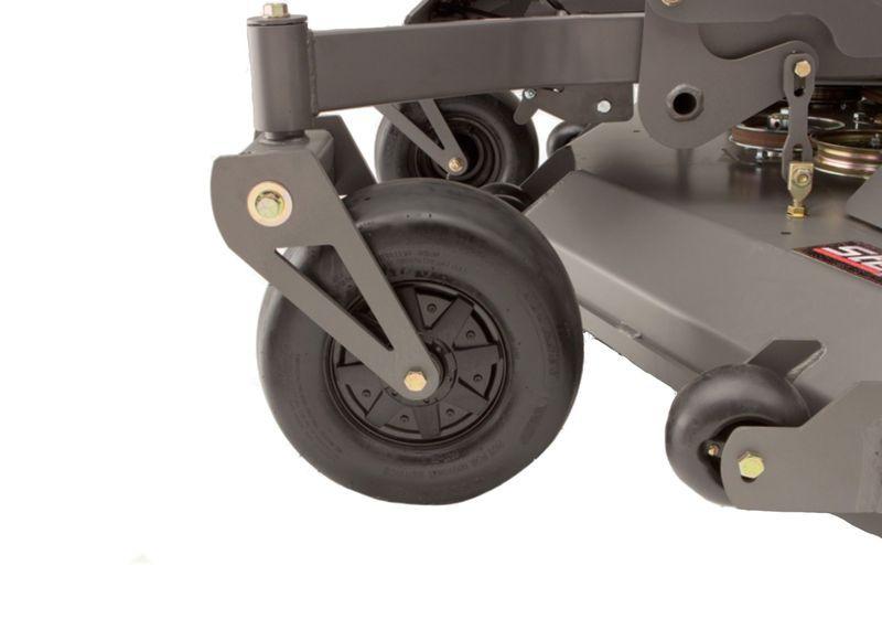 Aluminum Wheels And Front Hubcaps Spartan Mowers Zero