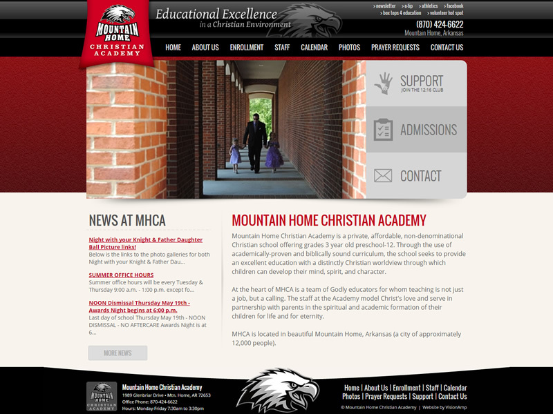 Mtn. Home Christian Academy