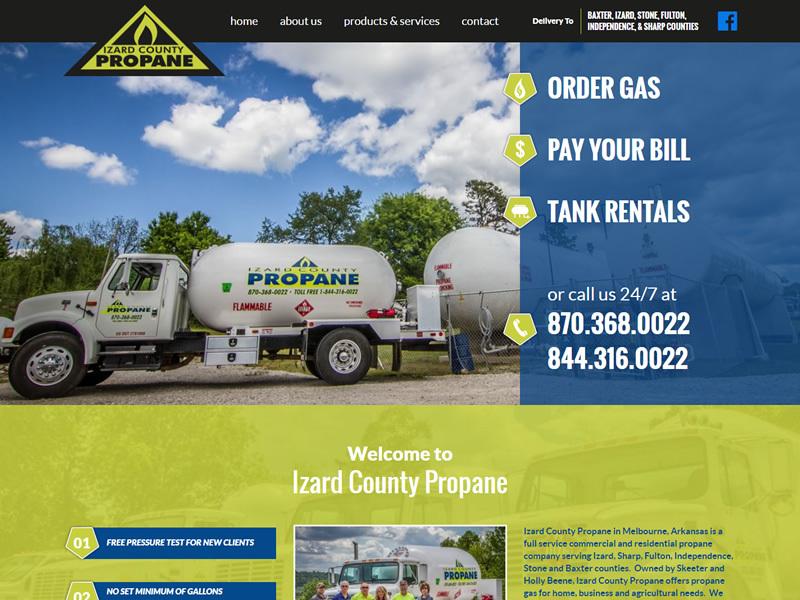 Izard County Propane
