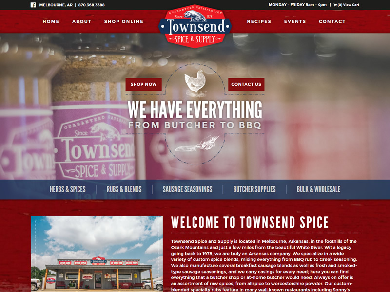 Townsend Spice and Supply