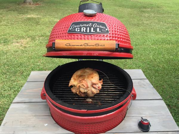 Use Your Gourmet Guru Grill This Holiday Season