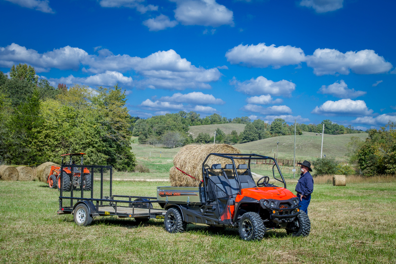 How Intimidator UTV's Are Helping Farmers All Over America