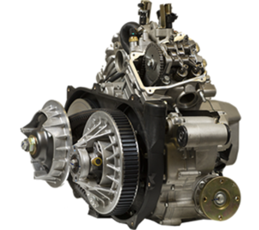 Speed, Speed, and More Speed With an 800cc Gas Engine