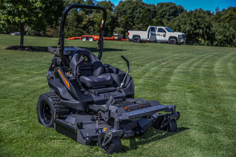 Spartan Heavy Duty Cat Diesel Mower | Spartan Mowers | Zero