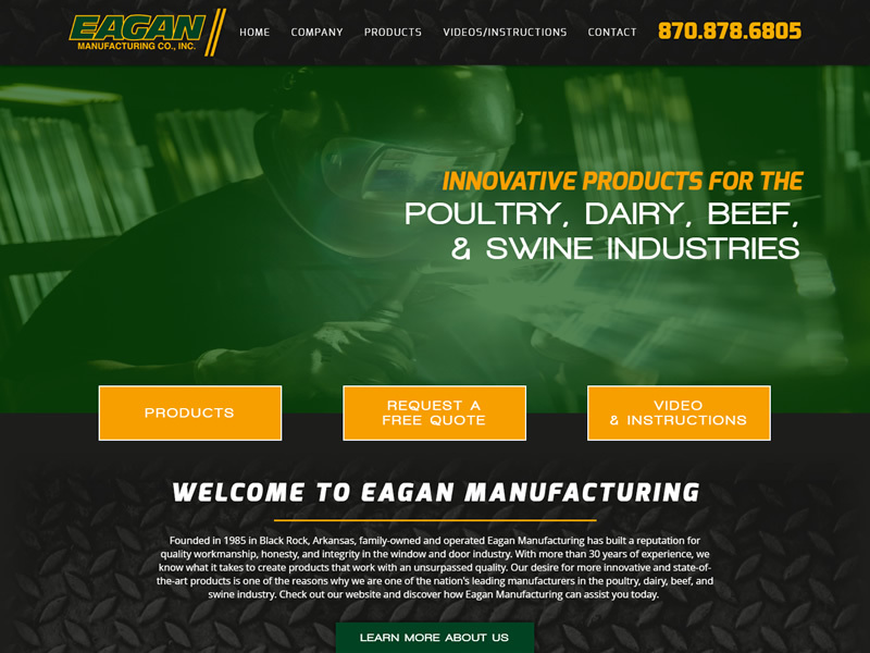 Eagan Manufacturing