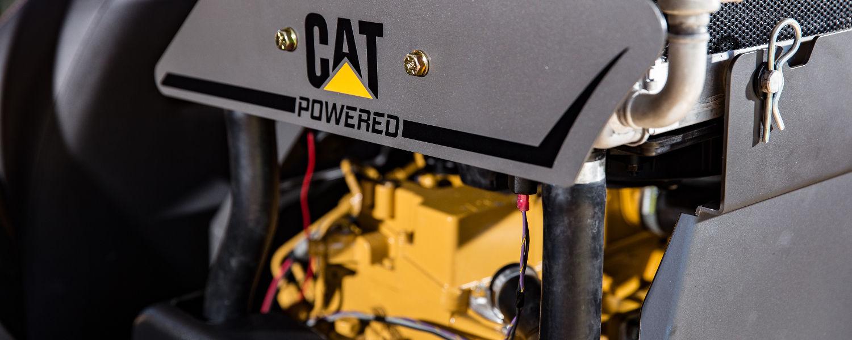 Spartan Mowers - Heavy Duty Cat Diesel