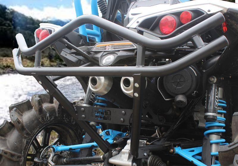 Maverick 1000 Turbo Rear Bumper