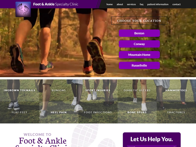 Foot & Ankle Specialty Clinic