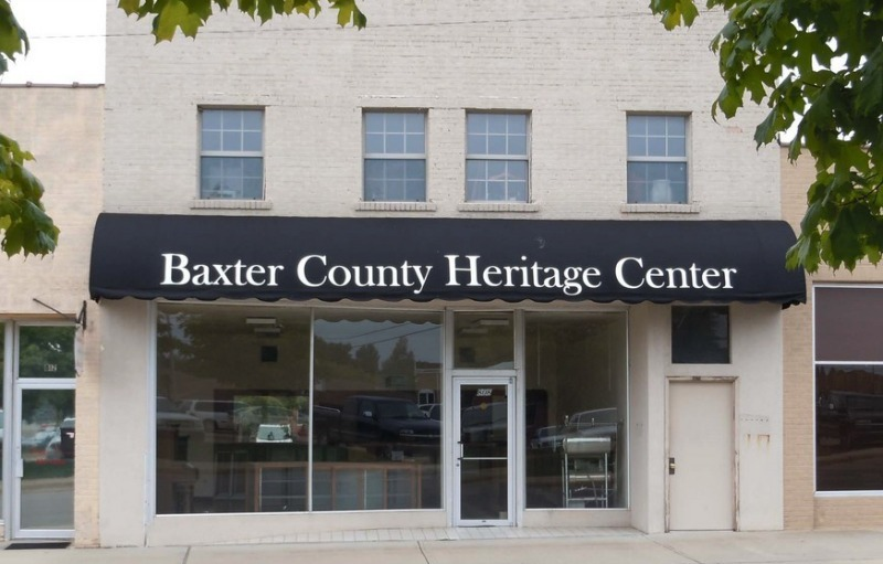 Baxter County Heritage Center