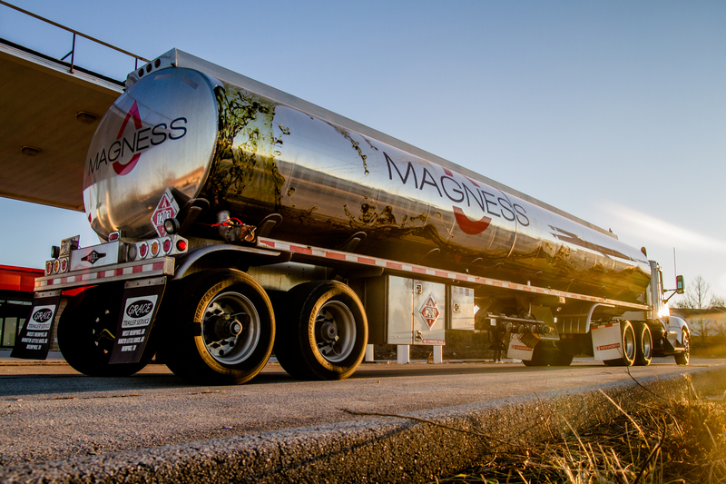 4 REASONS TO CHOOSE MAGNESS OIL COMPANY FOR YOUR FUEL DISTRIBUTION