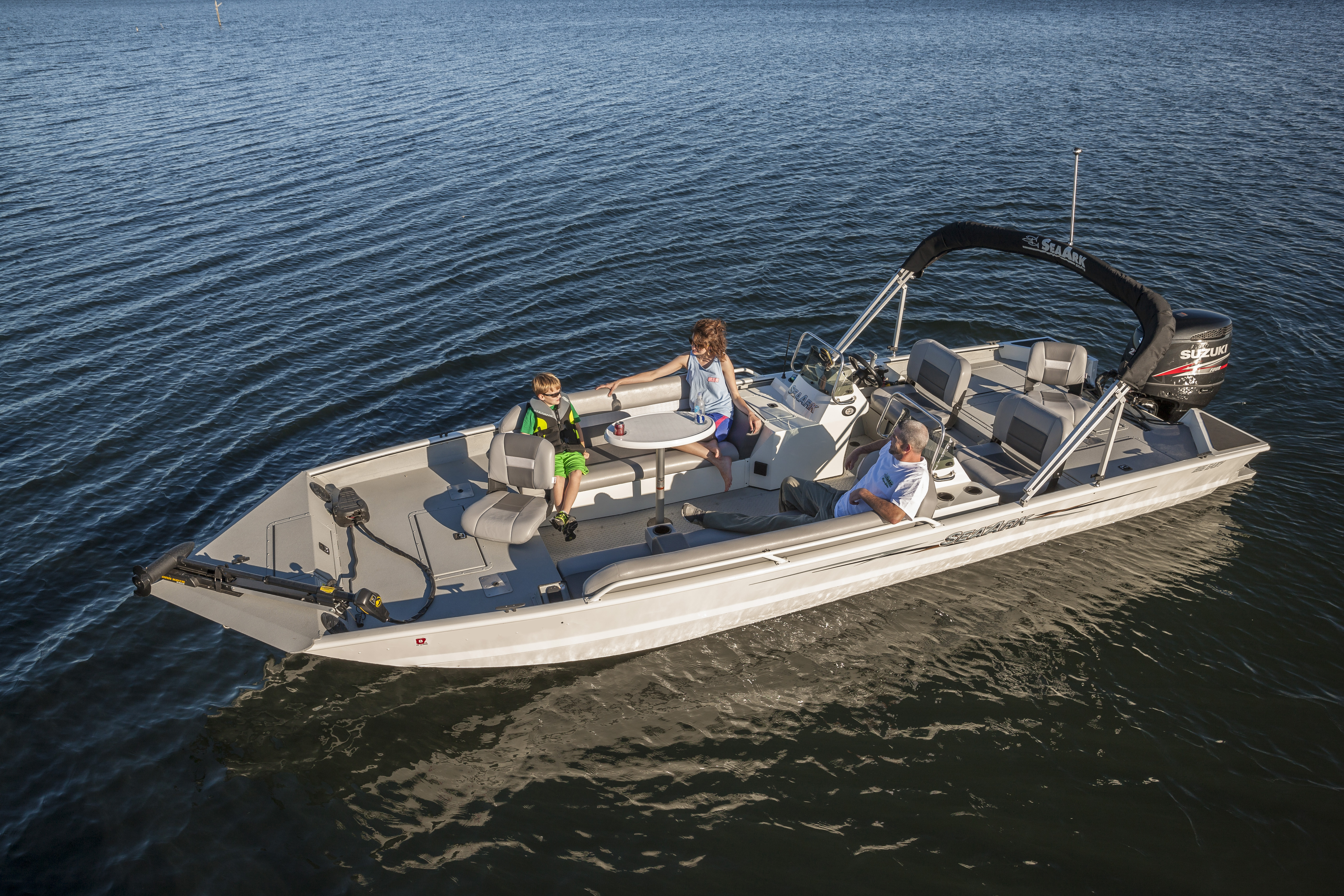 Commercial Fishing Deck Boats Pictures To Pin On Pinterest
