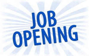 Position Announcement: Assistant Manager of Technical Services