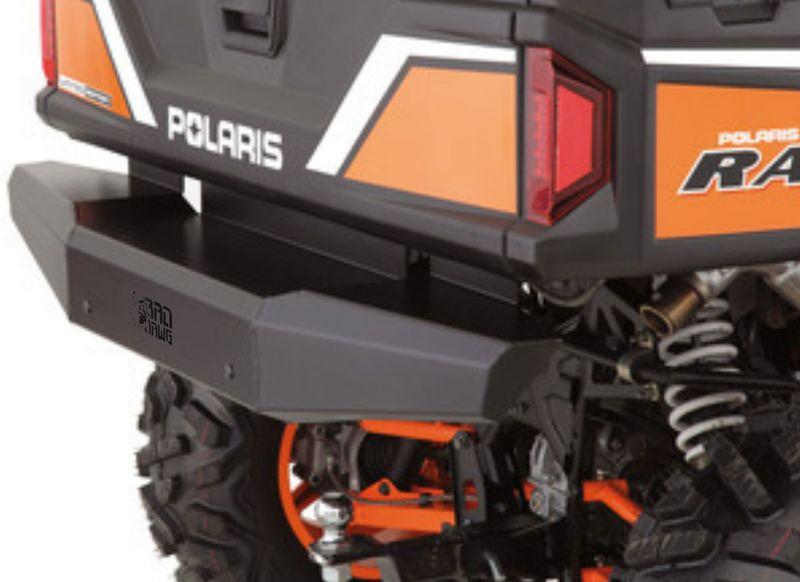 Polaris 800 Rear Bumper/ Polaris Ranger Full Size (Non XP)