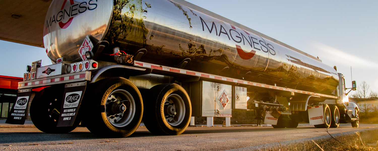 Wholesale Fuel Sales from Magness Oil Company