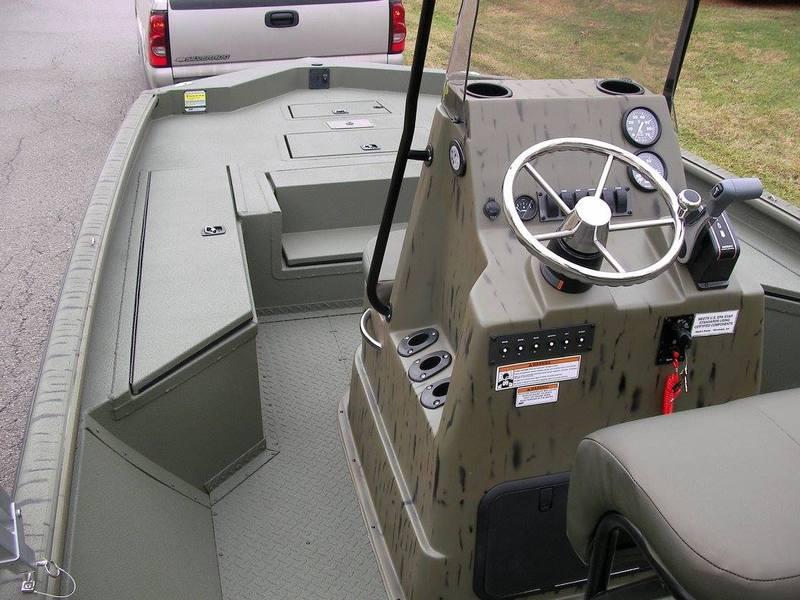 Boat Models - SeaArk Boats - Arkansas