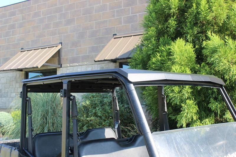 570 Mid Size Crew Aluminum Roof