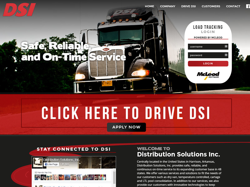 Distribution Solutions Inc
