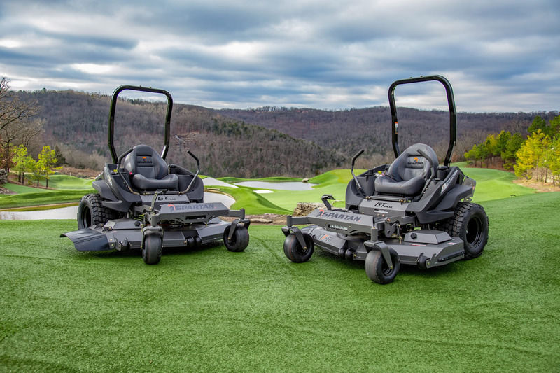 Mow Like a Pro This Spring with Spartan Mowers