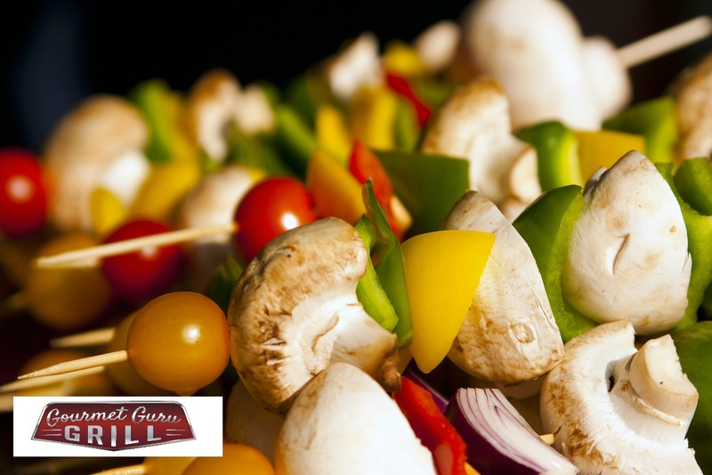 Tips For Grilling Spring Vegetables on the Gourmet Guru Grill