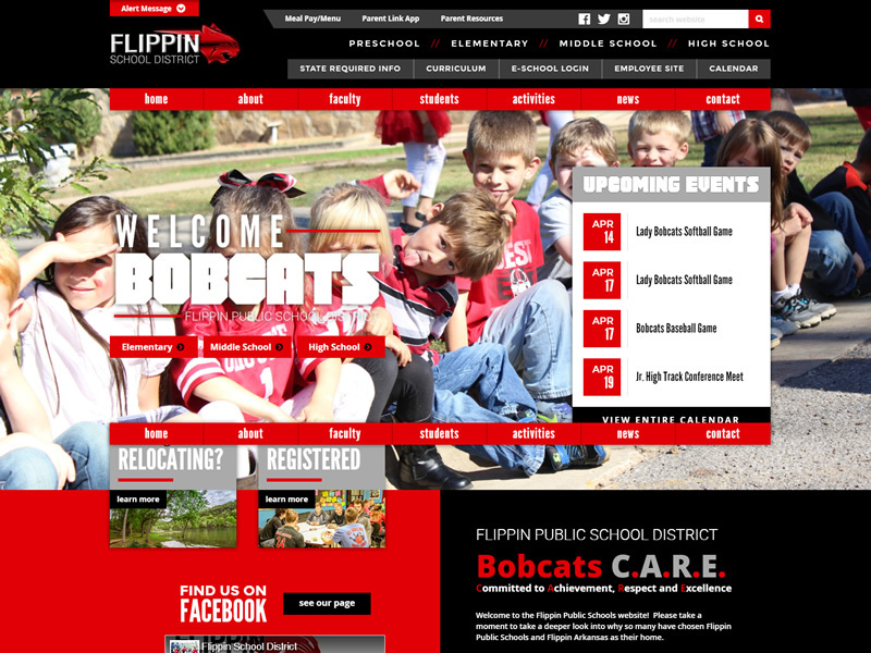 Flippin Public Schools