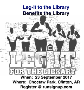 Leg It to the Library