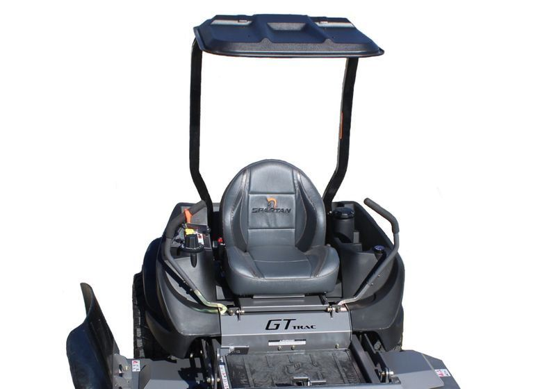 TOP ACCESSORIES TO SPIFF UP YOUR SPARTAN MOWER
