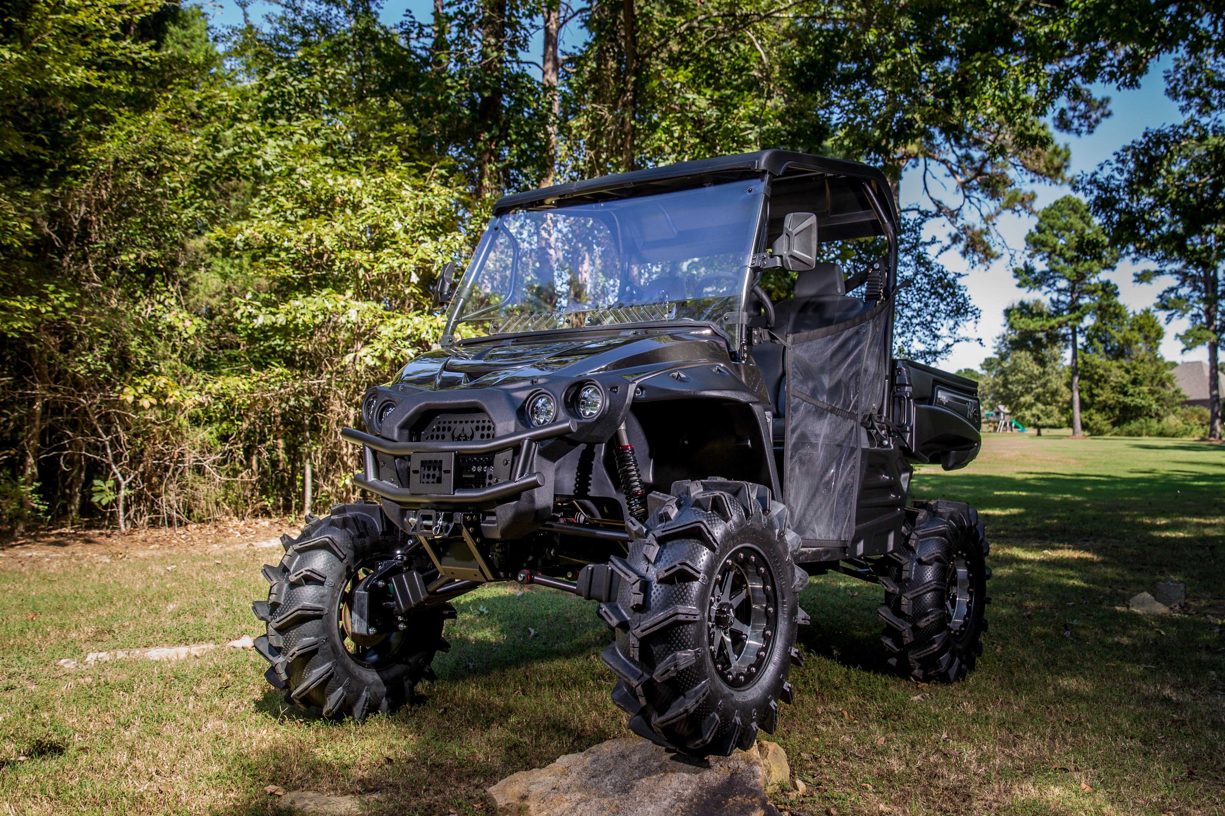 Drive Your UTV Responsibly During Big Events