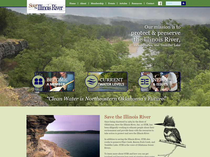 Save the Illinois River