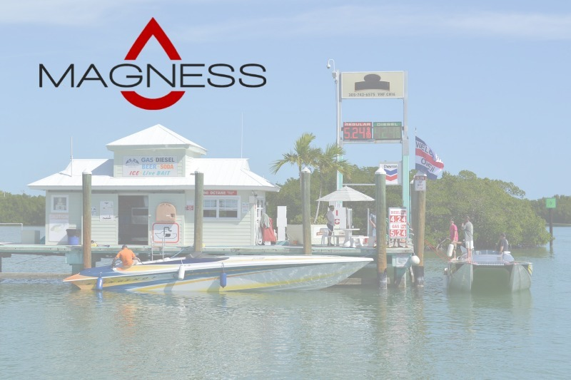 KEEP YOUR MARINA FUELED UP THIS SUMMER WITH MAGNESS OIL COMPANY