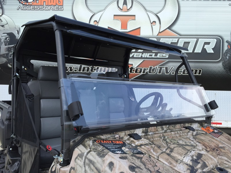 All About UTV Windshields By Bad Dawg Accessories