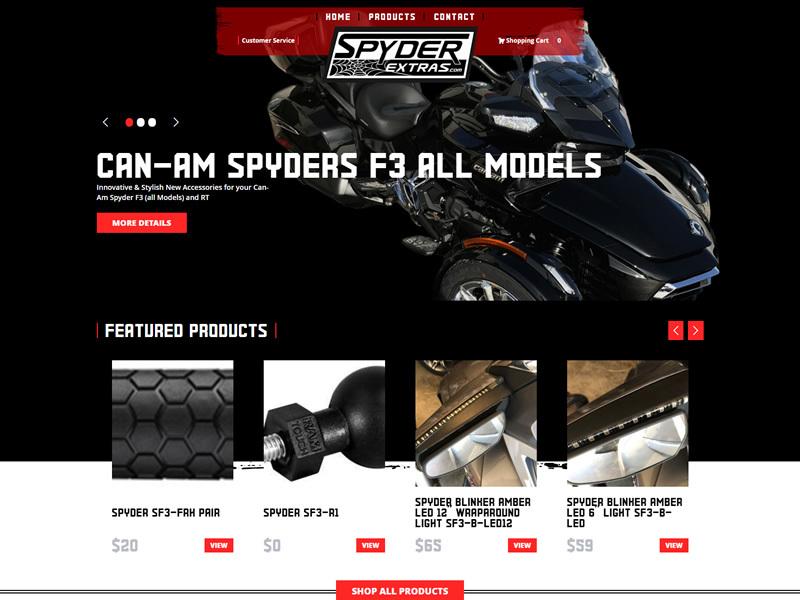 Spyder Extras