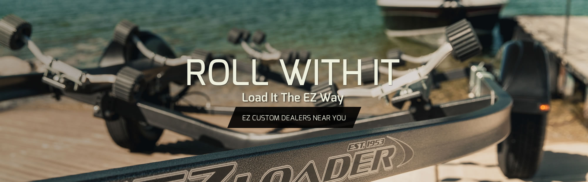 Ez Loader Boat Trailers
