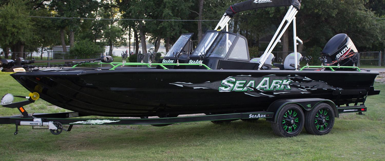 Aluminum Boat Builder - SeaArk Boats - Arkansas